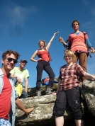 Zennor Moor 2012. Photo's by Cat Gibbard.